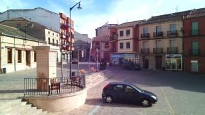 Plaza de Cantalejo (Segovia)